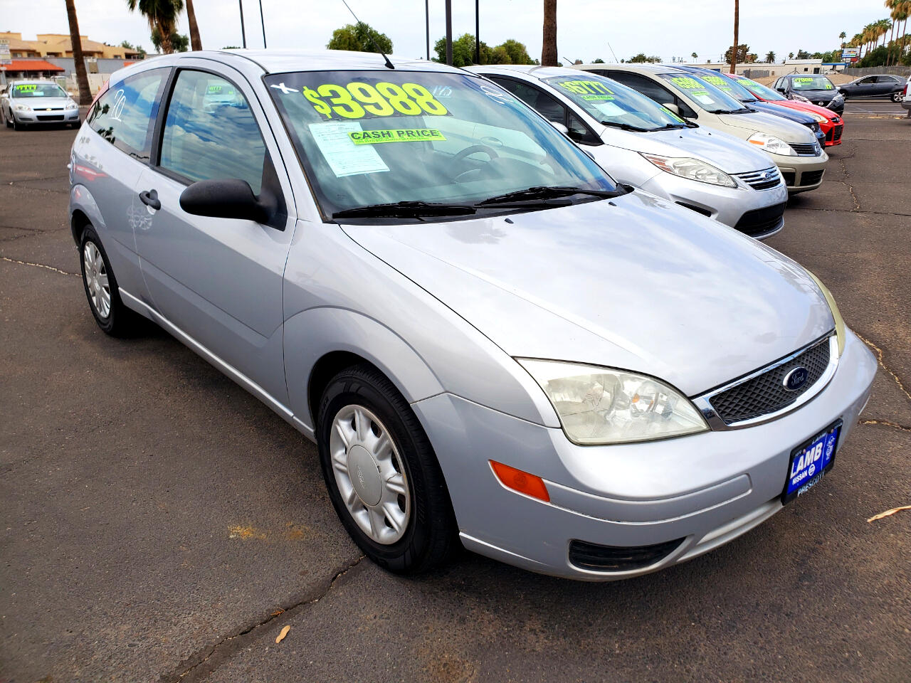 Ford Focus 3dr Cpe ZX3 SES 2005