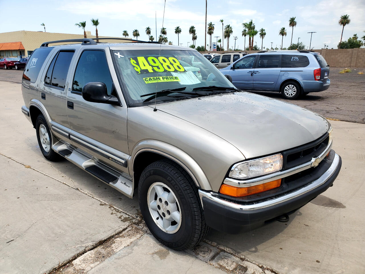 Chevrolet Blazer 4dr 4WD LS 1998