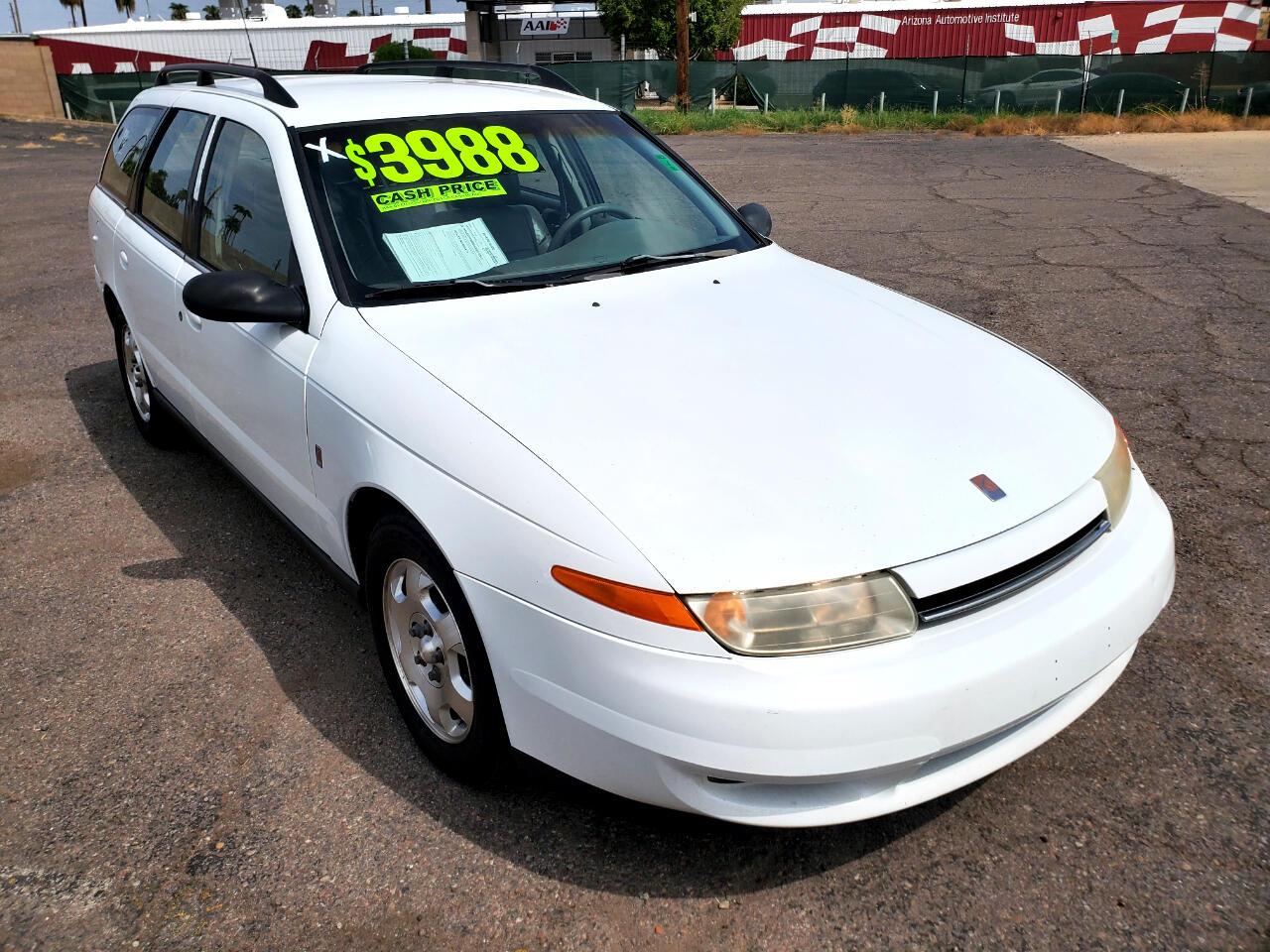 Saturn LW LW2 Auto 2000