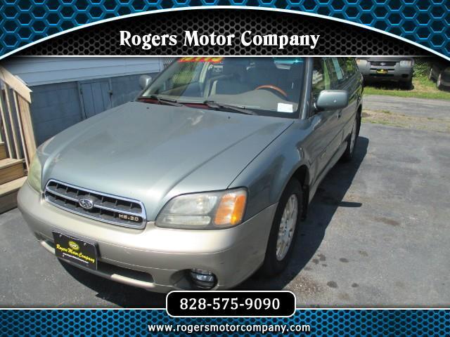 2001 Subaru Outback H6-3.0 L.L.Bean Edition