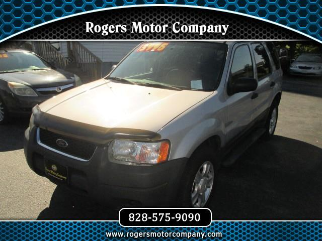 2003 Ford Escape XLT Popular 2WD
