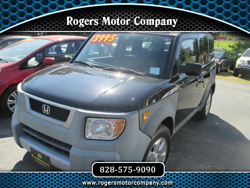 2004 Honda Element DX 2WD
