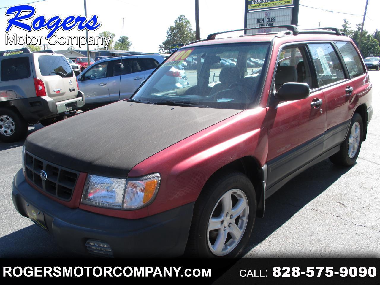 Subaru Forester L 1998