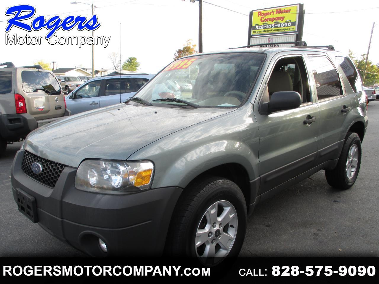 Ford Escape XLT 2WD 2.3L 2007