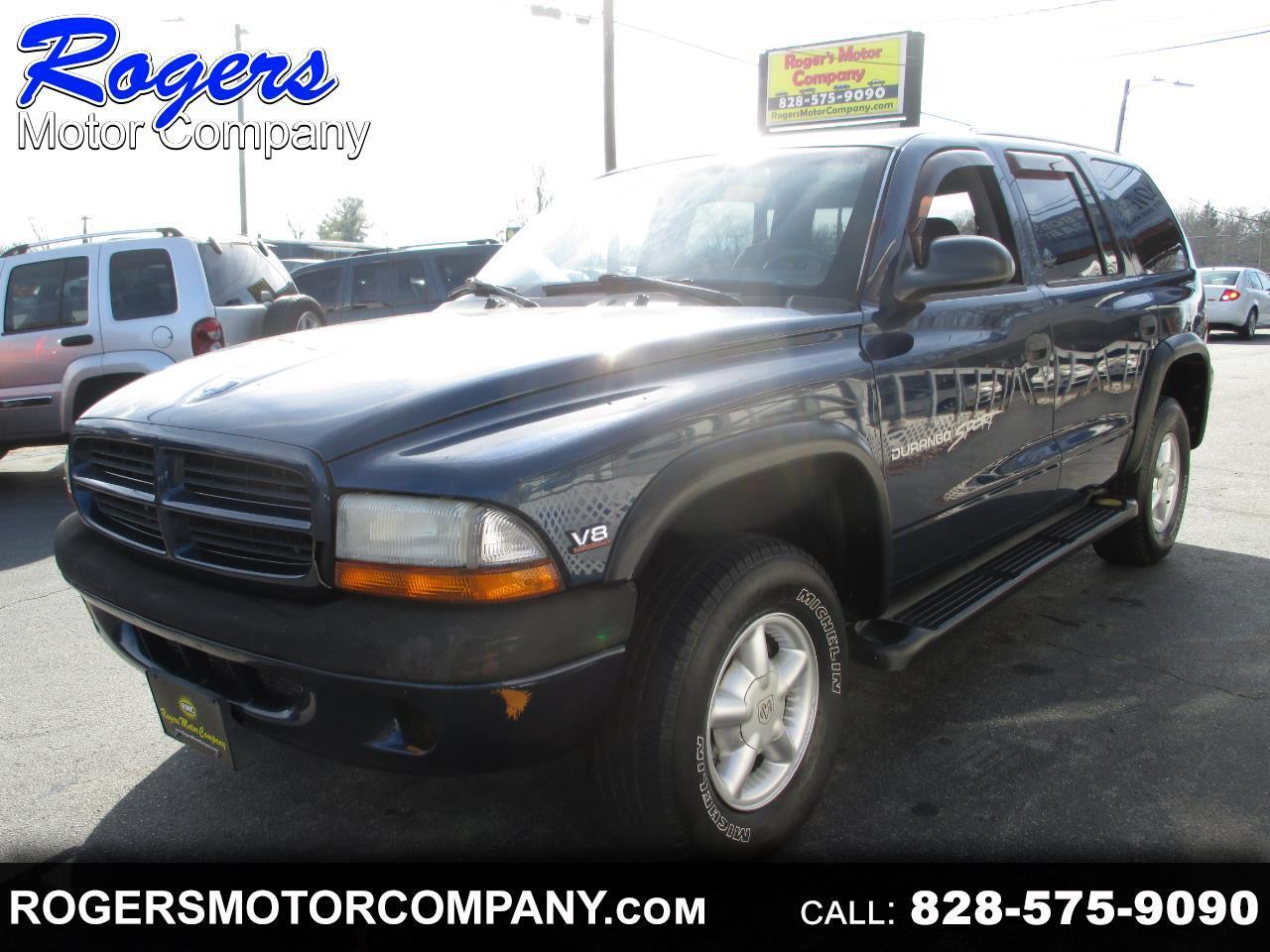 Dodge Durango 4WD 2000
