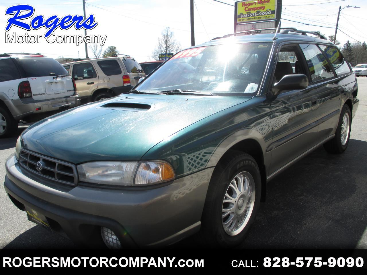 Subaru Legacy Wagon Outback Limited 30th Anniv. Edition 1999