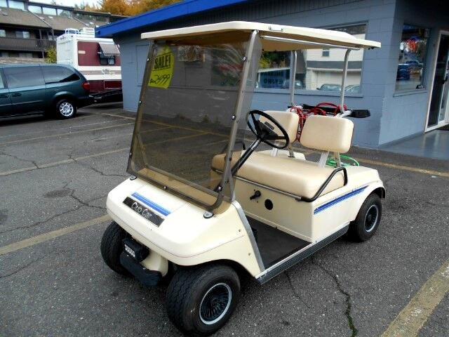 1988 Club Car Golf Cart