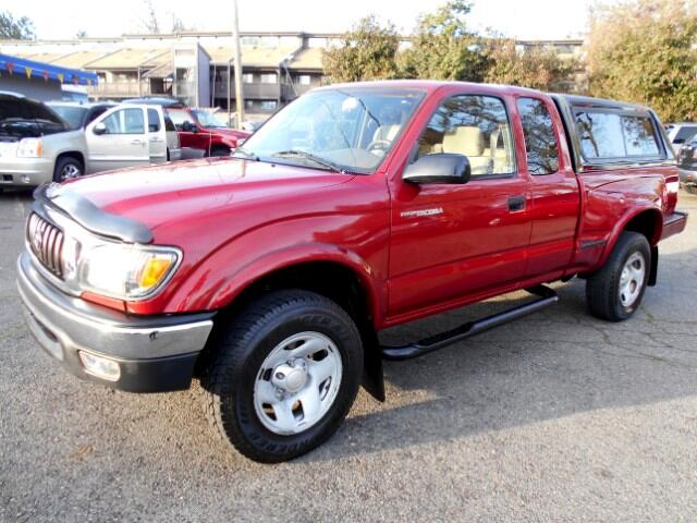 2002 Toyota Tacoma PreRunner Xtracab 2WD