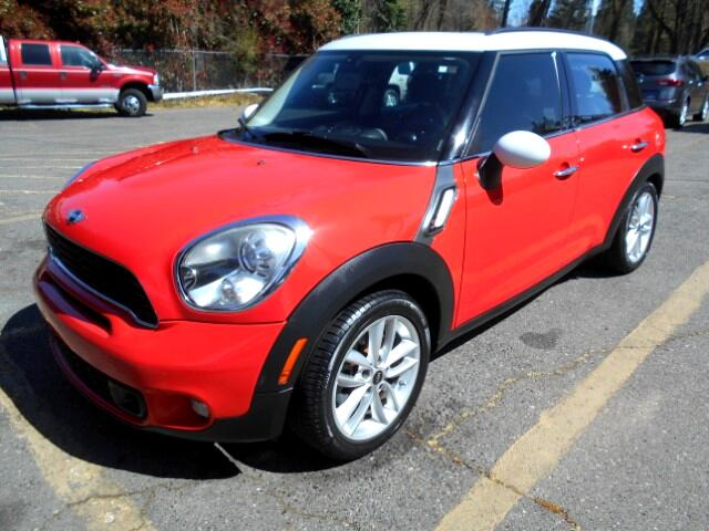 2011 MINI Countryman S