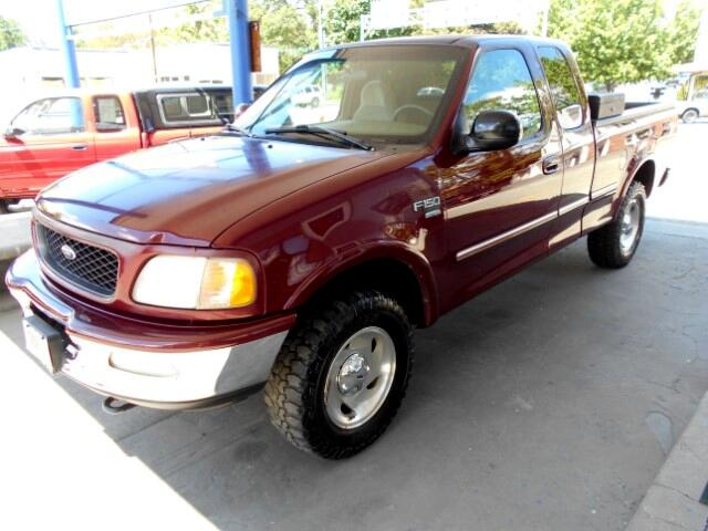 1998 Ford F-150 XL SuperCab Short Bed 4WD