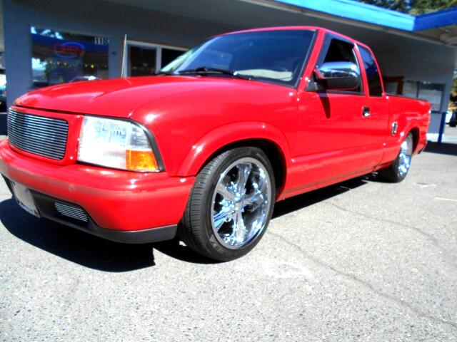 1999 GMC Sonoma SLE Ext. Cab Short Bed 2WD