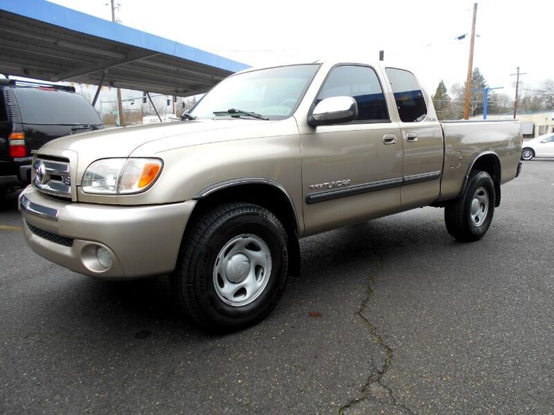 2004 Toyota Tundra SR5 Access Cab 4WD