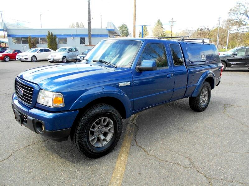 2008 Ford Ranger XL 4WD
