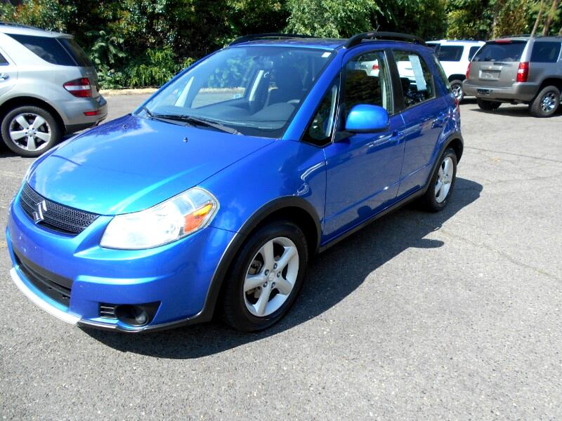 Suzuki SX4 Crossover Base AWD 2007