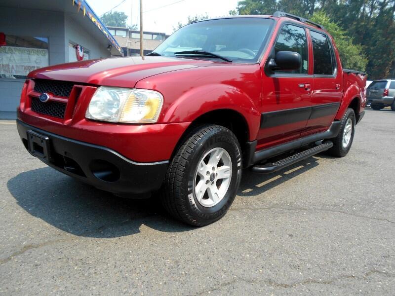 2003 Ford Explorer Sport Trac 4dr 126