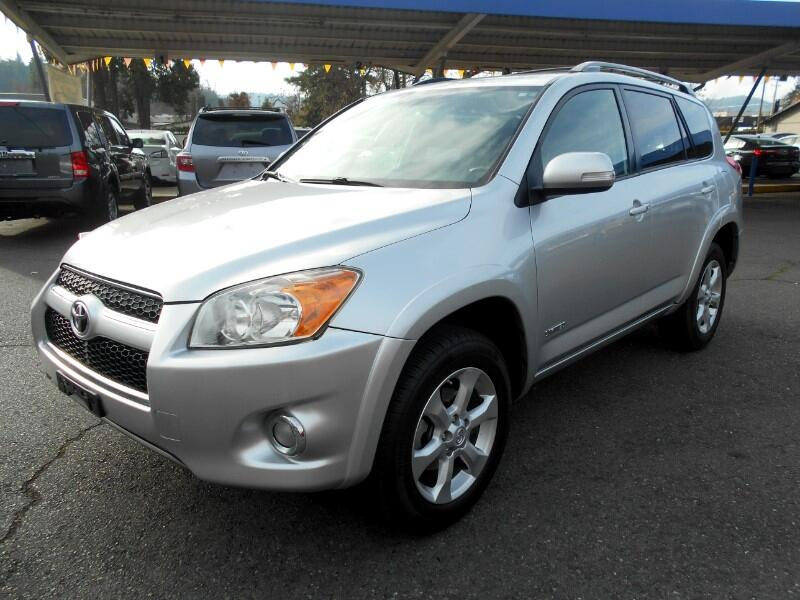 Toyota RAV4 Limited I4 2WD with 3rd Row 2009