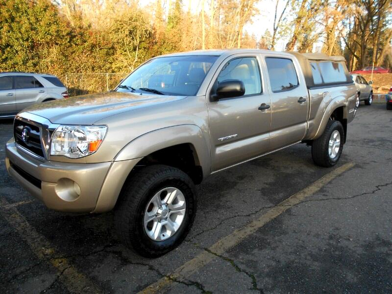Toyota Tacoma Double Cab Long Bed V6 Auto 4WD 2007