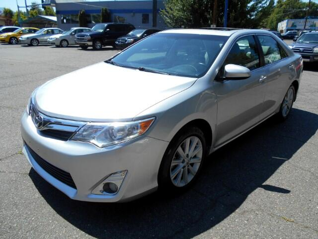 2012 Toyota Camry XLE 6-Spd AT