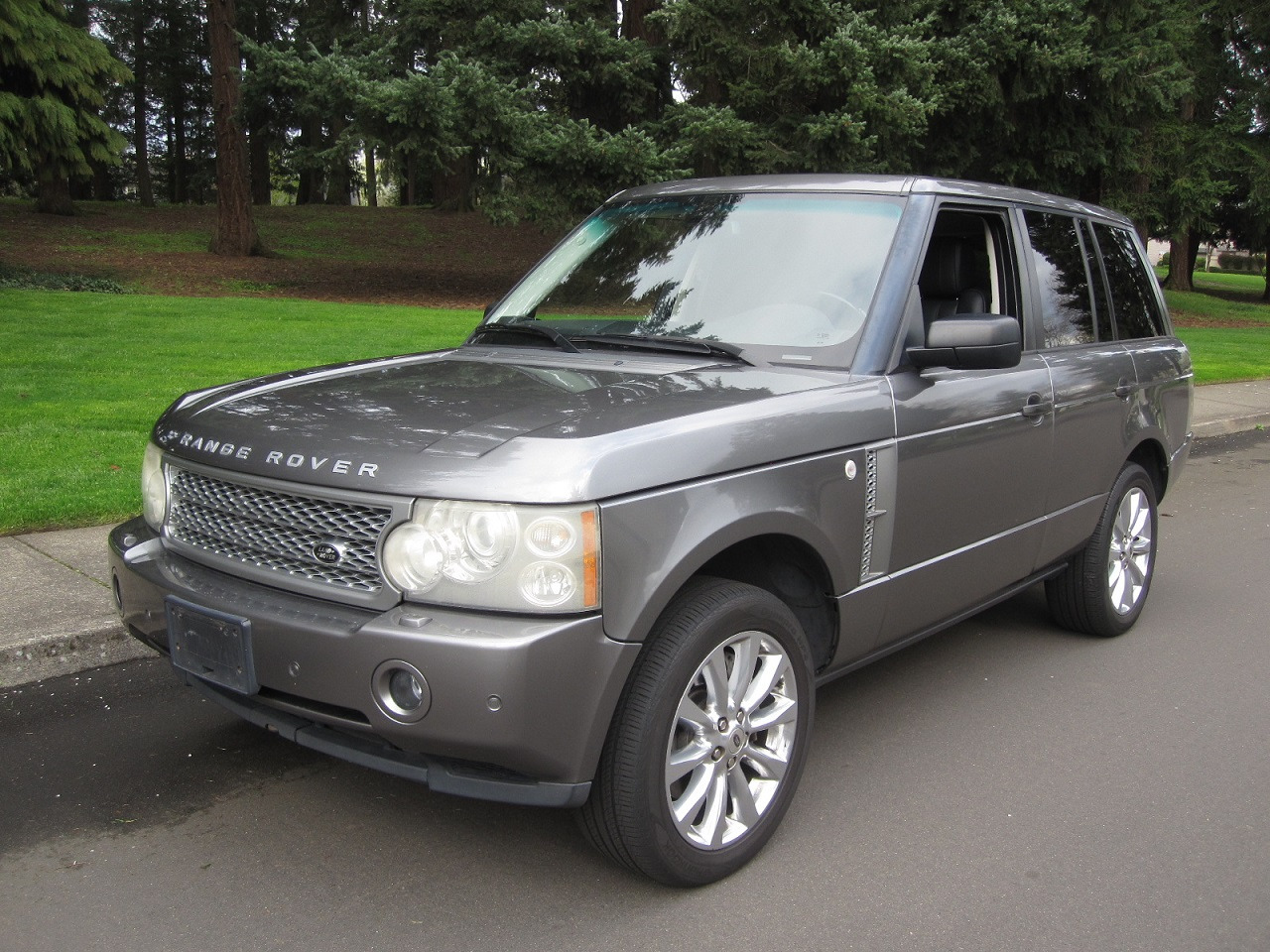 2009 Land Rover Range Rover Supercharged