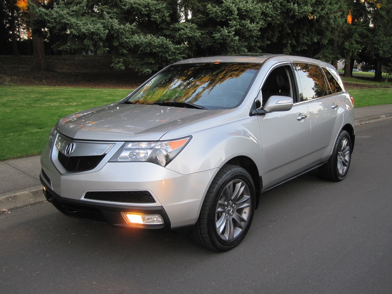 2010 Acura MDX 6-Spd AT w/Advance Package