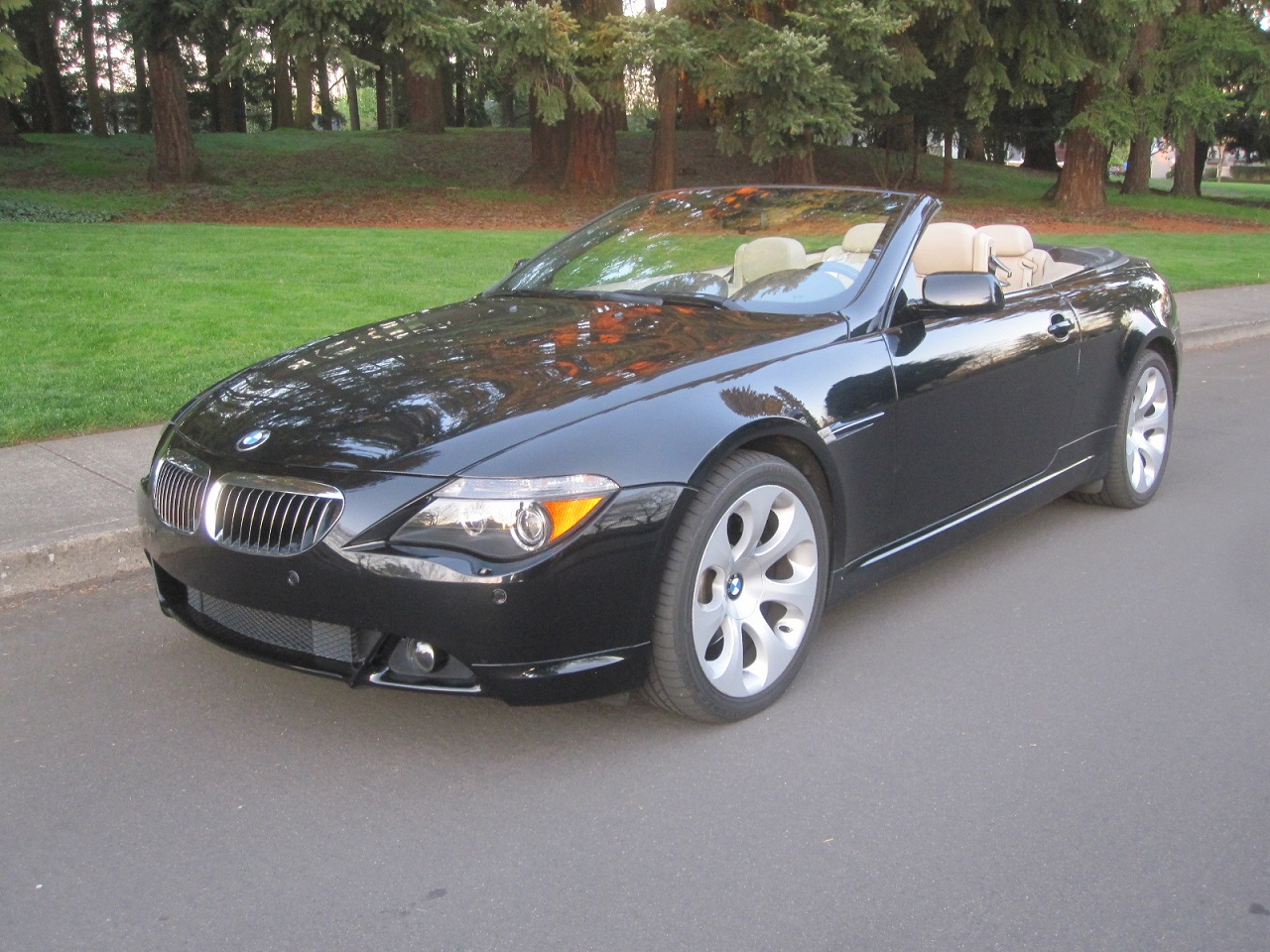 BMW 6 Series 645Ci 2dr Convertible 2005