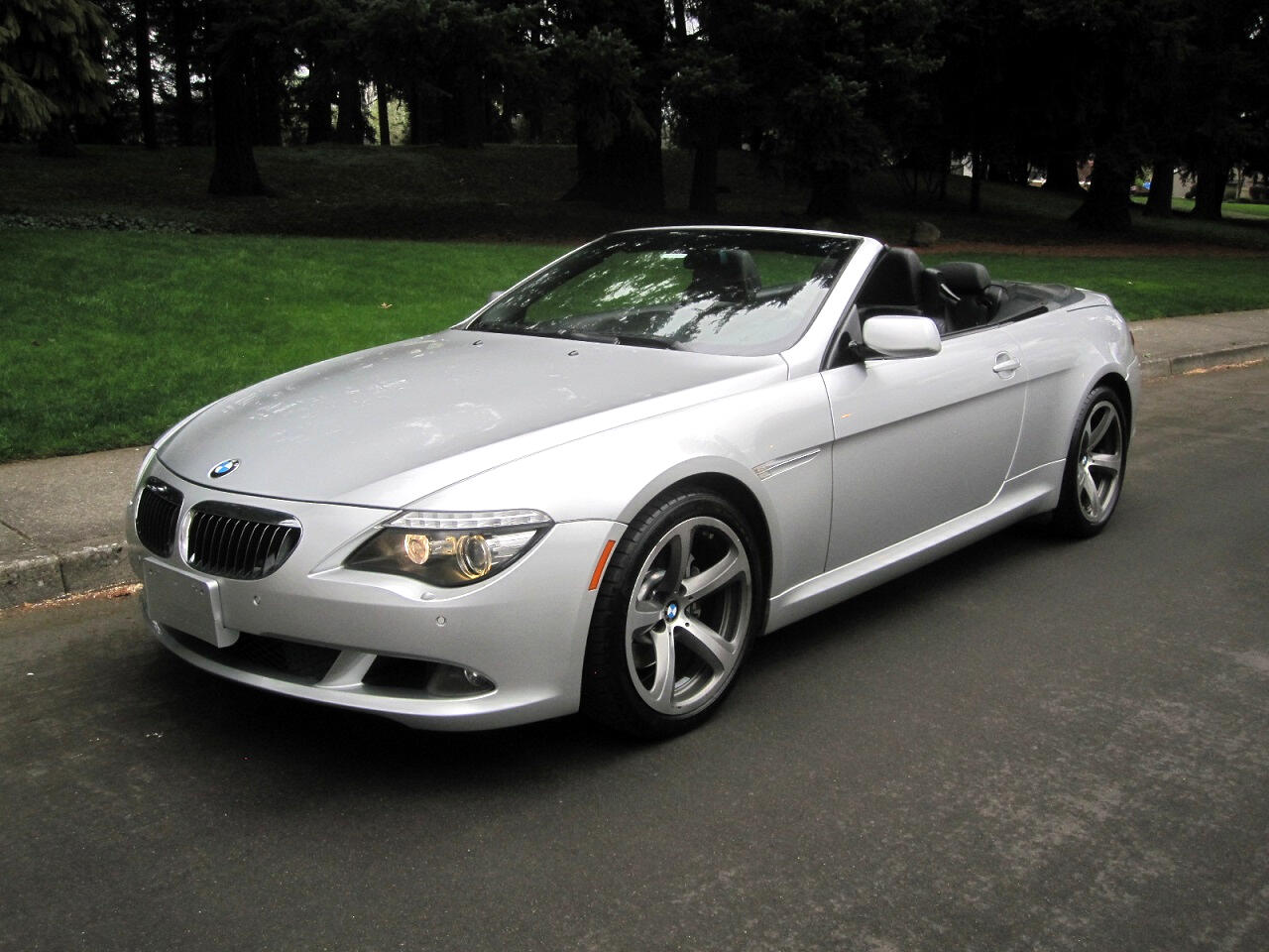 BMW 6 Series 2dr Conv 650i 2008