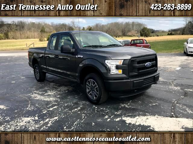 2015 Ford F-150 XL SuperCab 6.5-ft. Bed 4WD