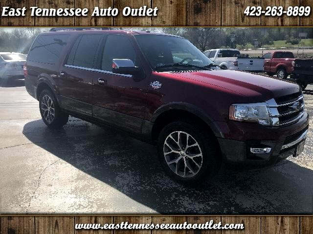 2015 Ford Expedition EL King Ranch 2WD