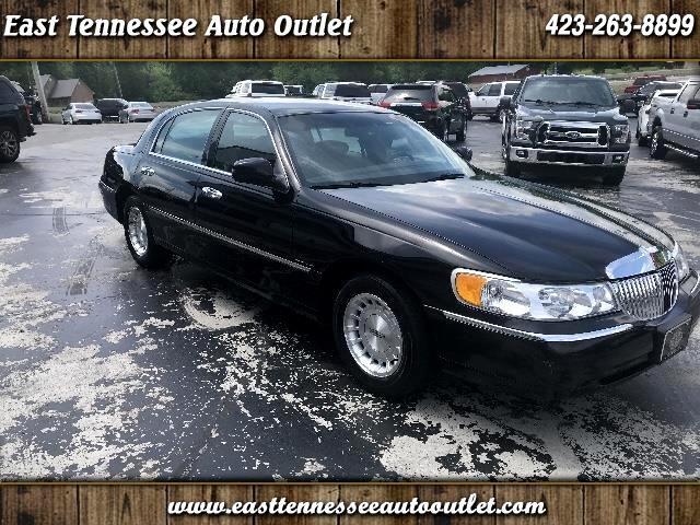 1999 Lincoln Town Car Executive