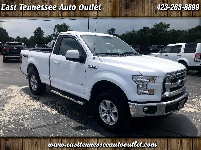 2016 Ford F-150 XL 6.5-FT. BED 4WD