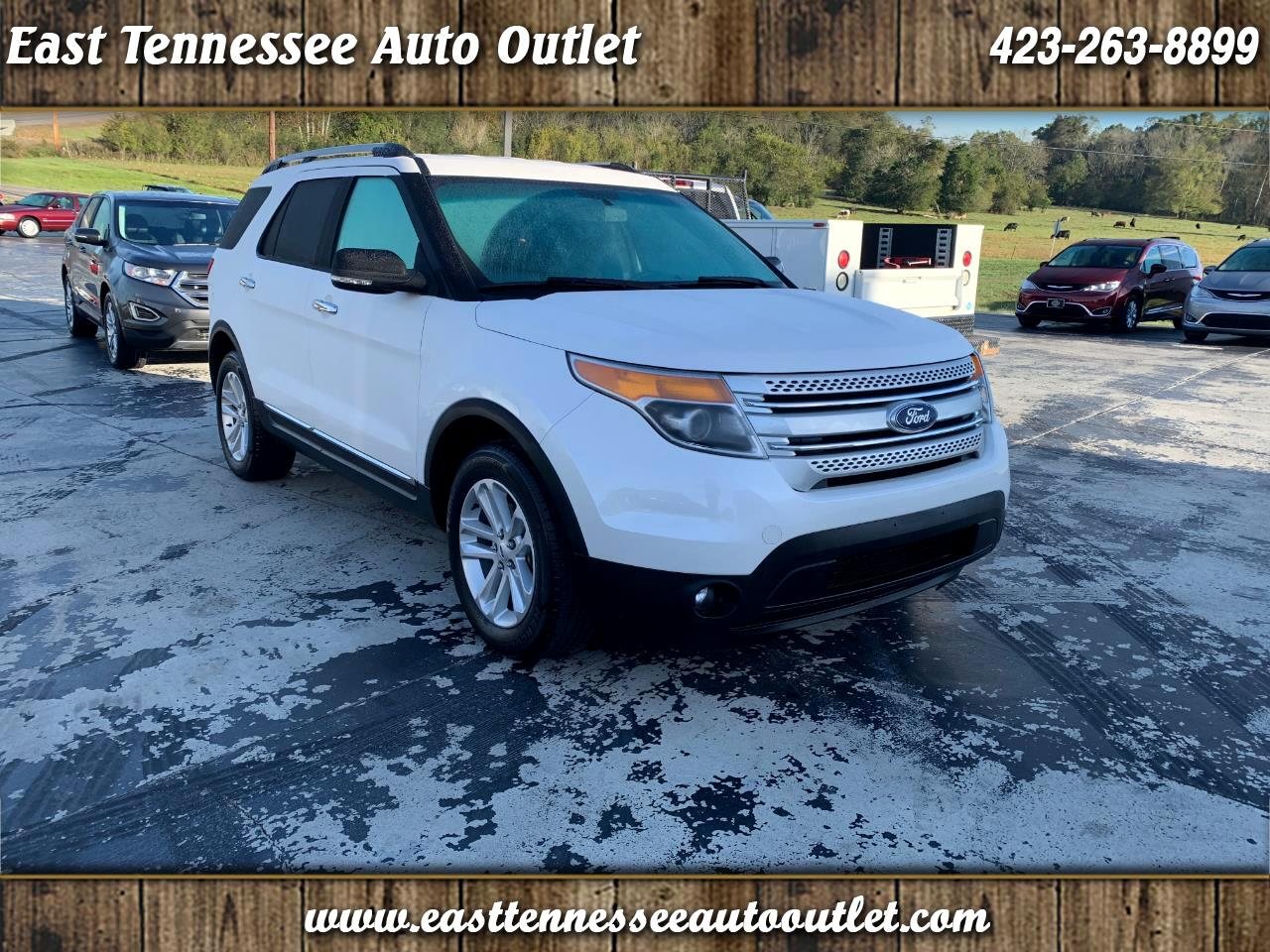 Used 2012 Ford Explorer For Sale In Etowah Tn 37331 East Tennessee Sport