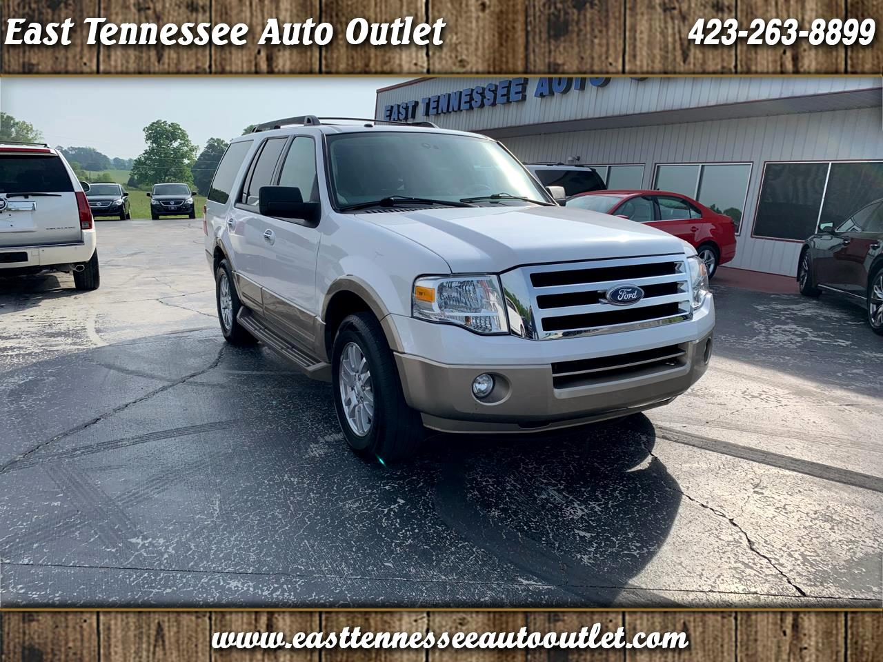 Ford Expedition 2WD 4dr XLT 2011