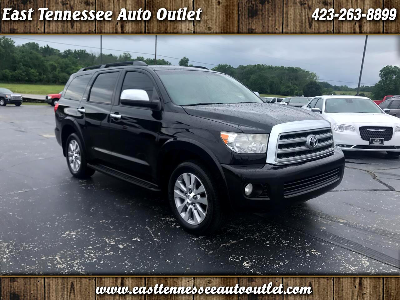 2012 Toyota Sequoia 2WD 4dr Limited (Natl)