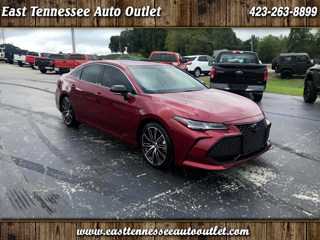 2019 Toyota Avalon Touring (Natl)