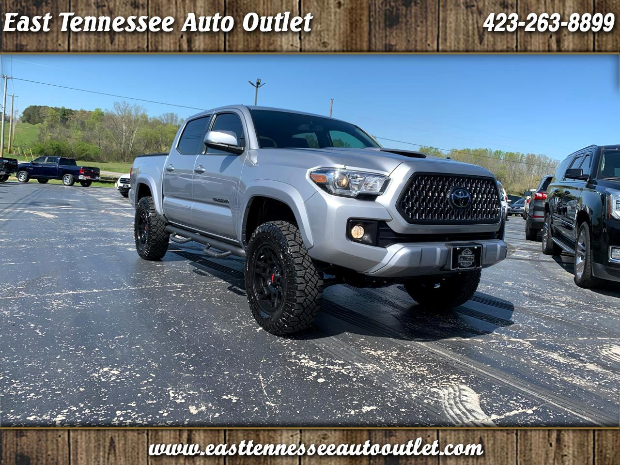 Toyota Tacoma TRD Off Road Double Cab 5' Bed V6 4x2 AT (Natl) 2017