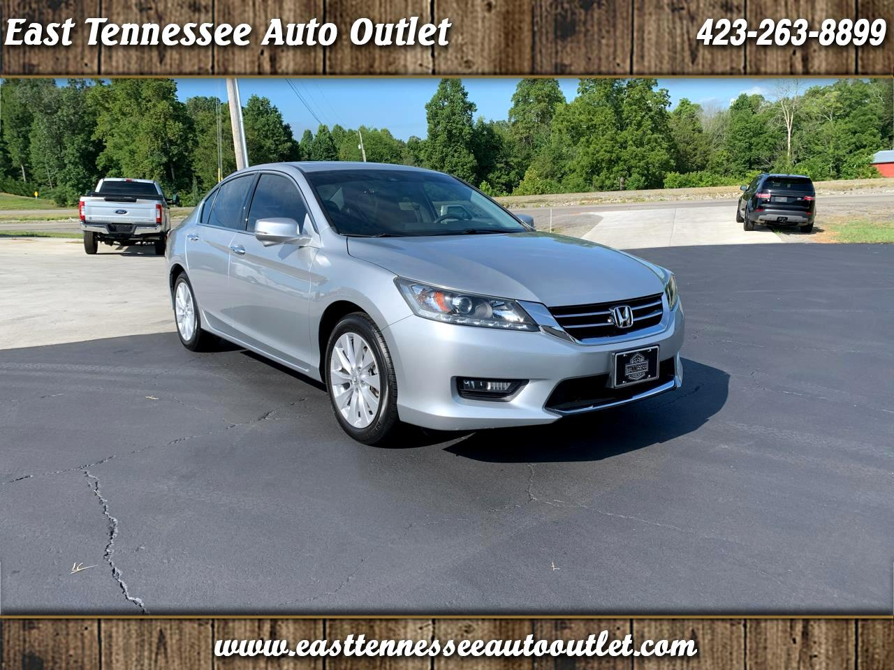 Honda Accord Sedan 4dr V6 Auto EX-L 2015