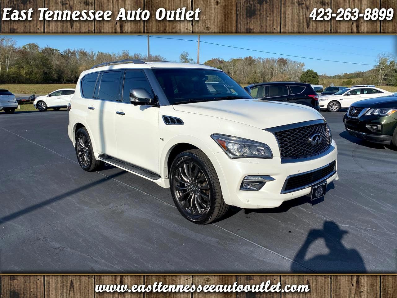 Infiniti QX80 4WD 4dr Limited 2016