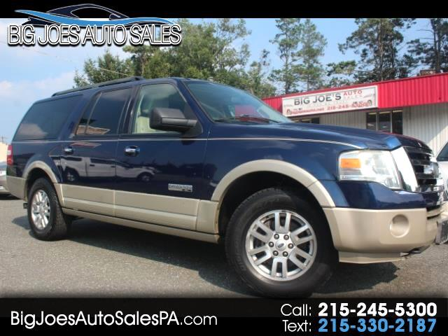2008 Ford Expedition EL Eddie Bauer 4WD