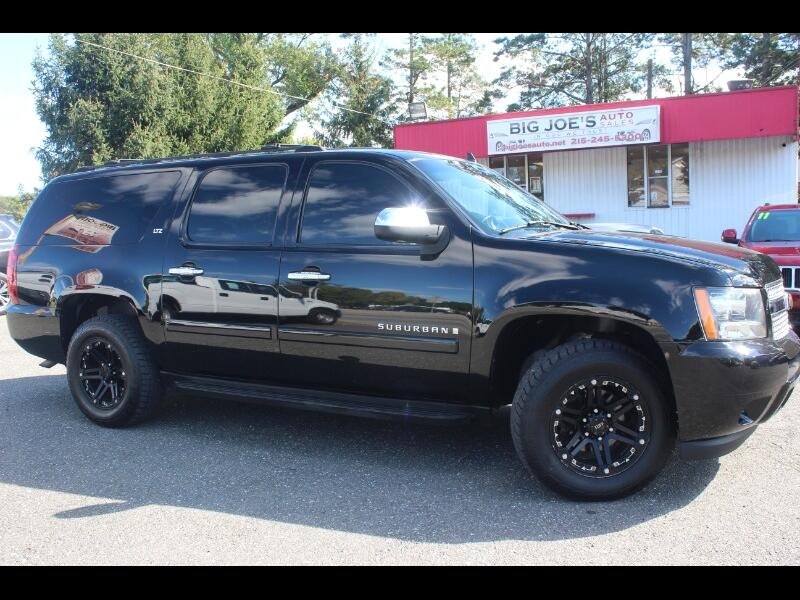 2007 Chevrolet Suburban LTZ 1500 4WD