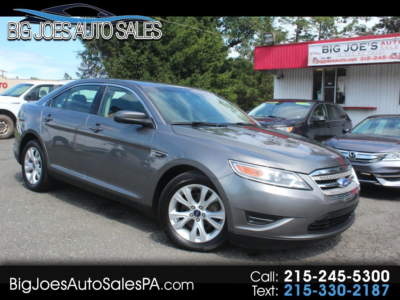 Ford Taurus 4dr Sdn SEL AWD 2012