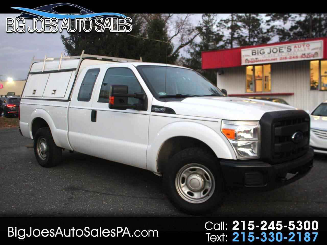 "Ford Super Duty F-250 SRW 2WD SuperCab 142"" XL 2012"