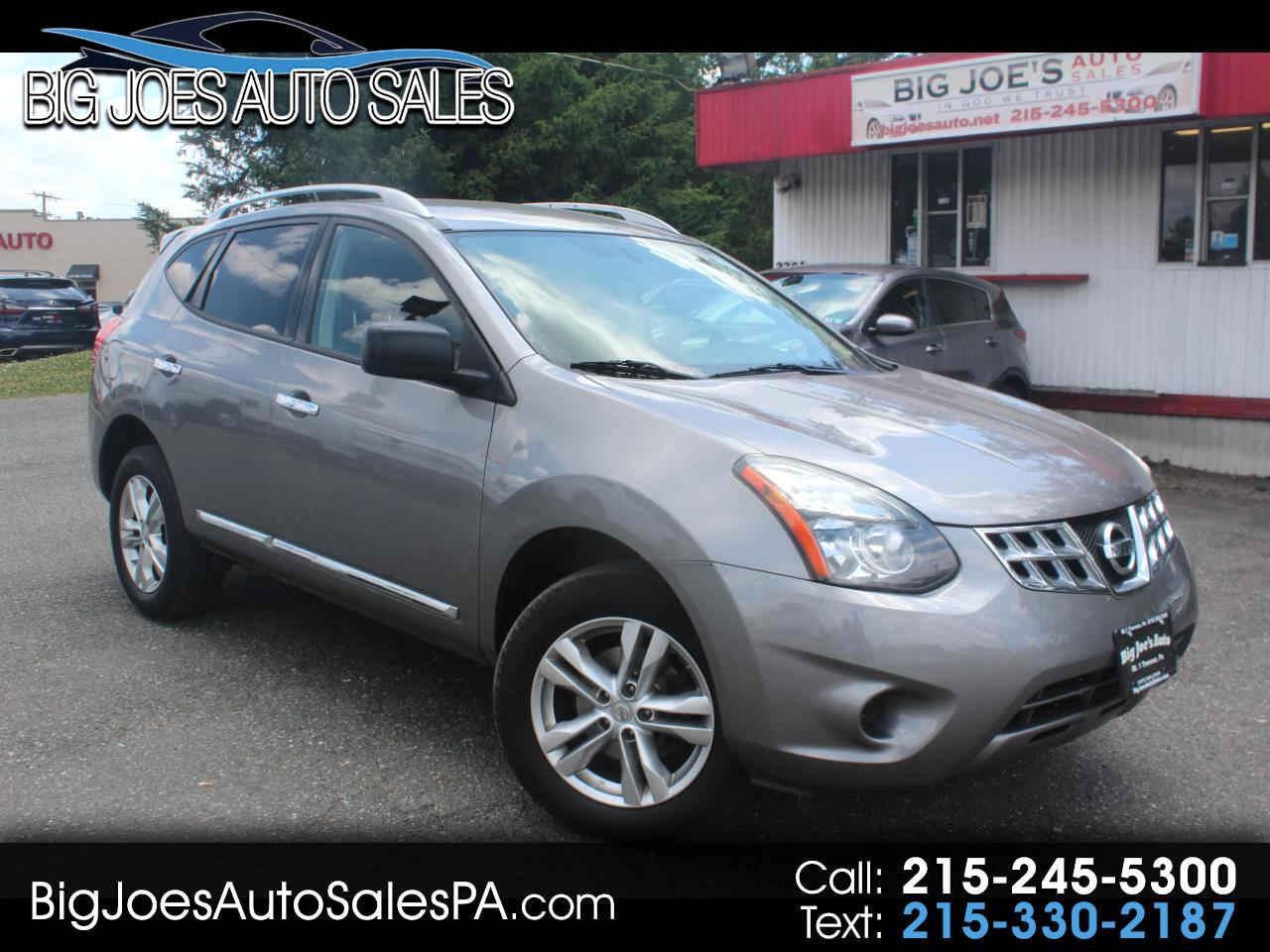 Nissan Rogue Select AWD 4dr S 2015