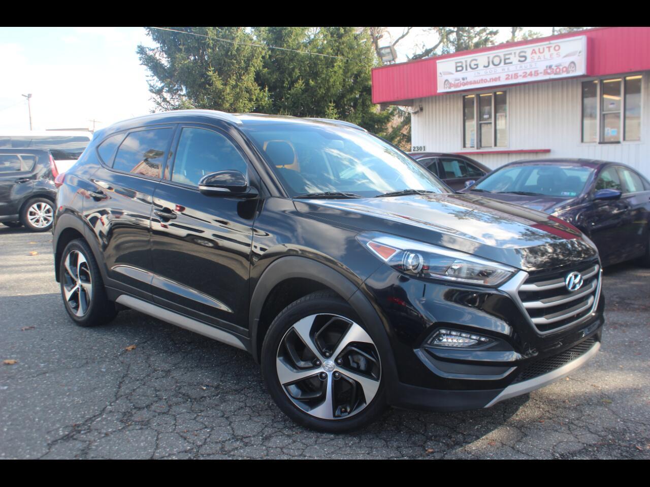 Hyundai Tucson Sport FWD 2017