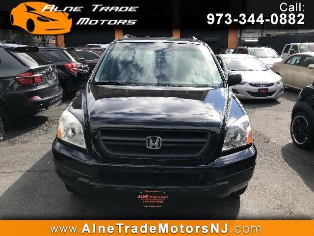 Car Dealerships In Newark Nj >> Used 2003 Honda Pilot Ex W Leather And Dvd For Sale In