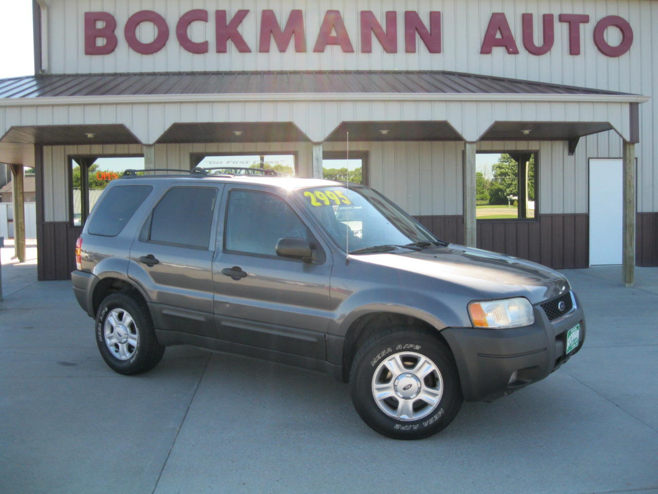 """2004 Ford Escape 4dr 103"""" WB XLT 4WD"""