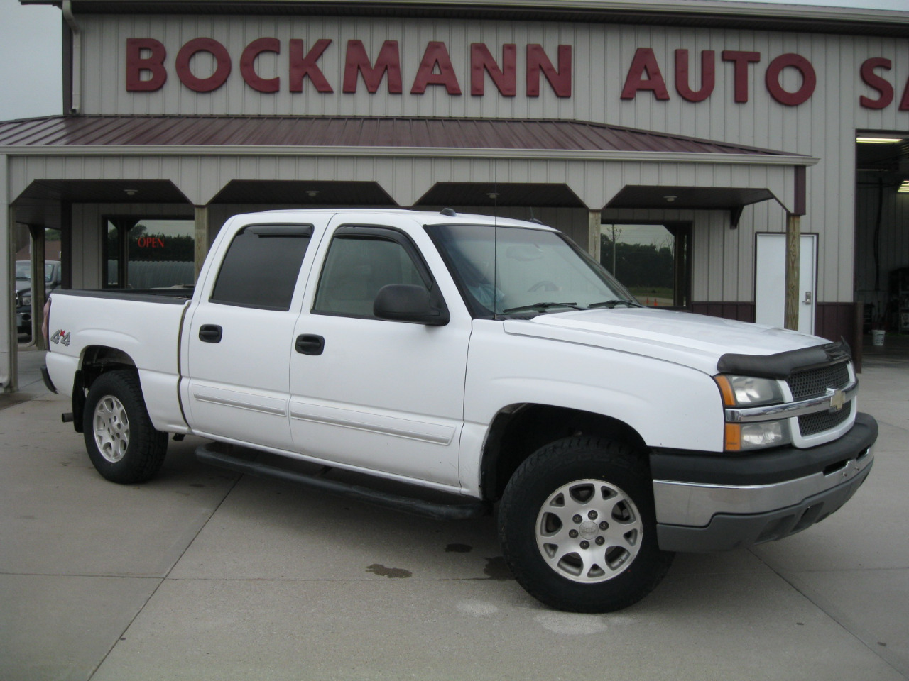 2005 Chevy Silverado For Sale >> Used 2005 Chevrolet Silverado 1500 In Saint Paul Ne Auto Com 2gcek13t351261663