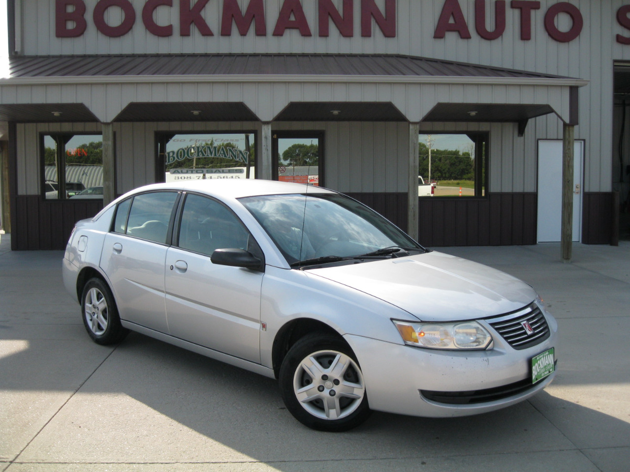 2006 Saturn ION ION 2 4dr Sdn Auto