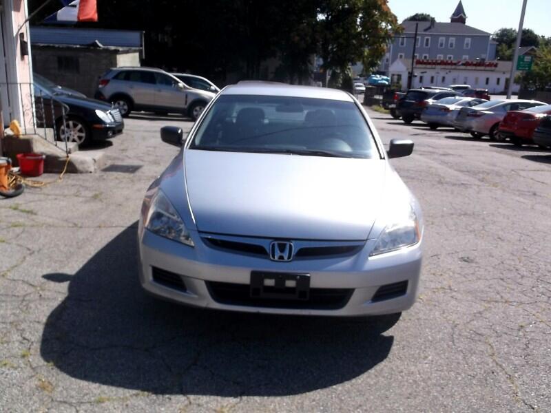 Honda Accord VP Sedan AT 2007