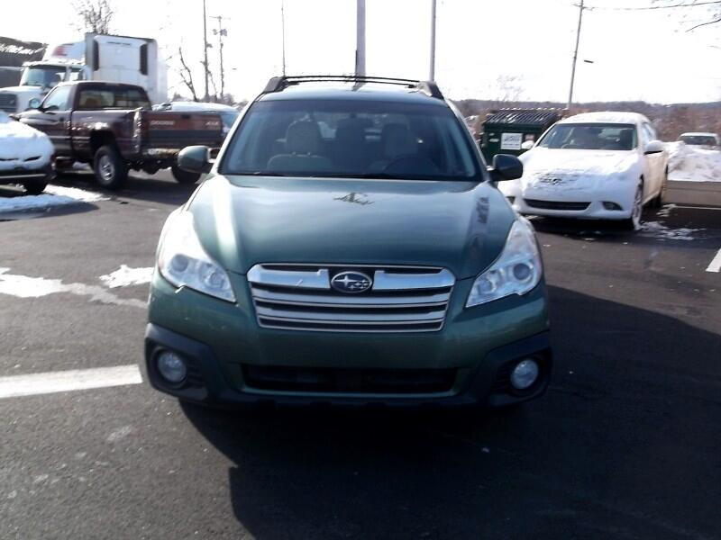 Subaru Outback 2.5i Premium 2013