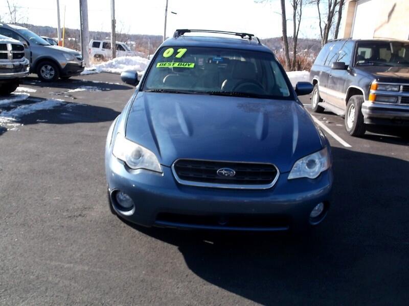 Subaru Outback 2.5i Limited Wagon 2007